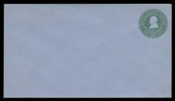 U.S. Scott # U 382/13, UPSS #1387a/14 1903 1c Franklin, blue green on blue - Mint (See Warranty)