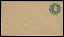 U.S. Scott # U 383/10, UPSS #1388a/14 1903 1c Franklin, blue green on manila - Mint (See Warranty)