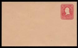 U.S. Scott # U 387/07, UPSS #1413/14 1903 2c Washington, carmine on oriental buff - Mint (See Warranty)