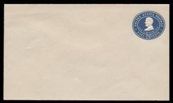U.S. Scott # U 393/08, UPSS #1434/14 1903 5c Lincoln, blue on white - Mint (See Warranty)