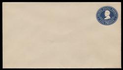 U.S. Scott # U 393/10, UPSS #1435/14 1903 5c Lincoln, blue on white - Mint (See Warranty)