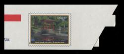 U.S. Scott # U 695 2017 $6.65 Lili'uokalani Gardens - Mint Priority Mail Envelope