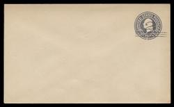 U.S. Scott # U 448/11, UPSS 2751/20, 1920-1 2c (Type 2 Sch) on 3c (U436a) Washington, dark violet on white, Die 1 - Mint (See Warranty)