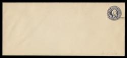 U.S. Scott # U 448/21, UPSS 2757/20, 1920-1 2c (Type 2 Sch) on 3c (U436a) Washington, dark violet on white, Die 1 - Mint (See Warranty)