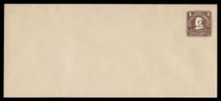 U.S. Scott # U 472/21, UPSS 2916/14, 1920-1 2c (Type 4 Sch) on 4c (U390) Lincoln, chocolate on white - Mint (See Warranty)