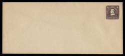 U.S. Scott # U 472/23, UPSS 2917/14, 1920-1 2c (Type 4 Sch) on 4c (U390) Lincoln, chocolate on white - Mint (See Warranty)