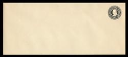 U.S. Scott # U 440/23, UPSS #2691/20 1915-32 4c Franklin, black on white - Mint (See Warranty)