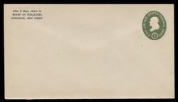U.S. Scott # U 532/13, UPSS # 3278a/43, 1950 1c Franklin, Die 1 - Mint (See Warranty)