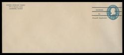 U.S. Scott # U 541PR/23,  UPSS #3478/47, 1960 1¼c Franklin, Die 1, PRECANCELLED - Mint (See Warranty)