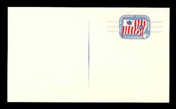 U.S. Scott # UX  52, 1965 4c Coast Guard, 175th Anniversary - Mint Postal Card