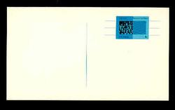 U.S. Scott # UX  53, 1965 4c Census Bureau - Mint Postal Card