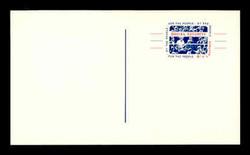 U.S. Scott # UX  51, 1964 4c Social Security - Mint Postal Card