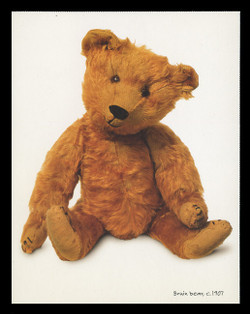 U.S. Scott # UX 382-5, 2002 23c Teddy Bears - Mint Picture Postal Card Set of 4