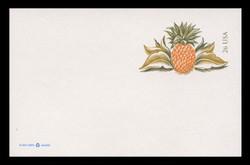 U.S. Scott # UX 488, 2007 26c Pineapple - Mint Postal Card