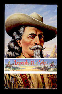 U.S. Scott # UX 178-97, 1994 19c Legends of the West - Mint Picture Postal Card Set of 20