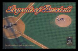 U.S. Scott # UX 337-56, 2000 20c Legends of Baseball - Mint Picture Postal Card Set of 20