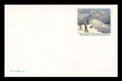 U.S. Scott # UX 449, 2006 24c Zebulon Pike Expedition at Pike's Peak - Mint Postal Card UX449