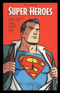 U.S. Scott # UX 458-77, 2006 24c DC Comics Superheroes - Mint Picture Postal Card Set of 20