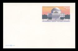 U.S. Scott # UX 405, 2004 23c Columbia University, 250th Anniversary - Mint Postal Card
