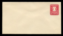 U.S. Scott # U 522a, 1926 2c Sesquicentennial Expposition Die 2 - Mint Envelope, UPSS Size 10