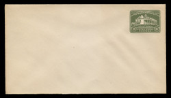 U.S. Scott # U 523, 1932 1c Washington Bicentennial - Mint Envelope, UPSS Size 13