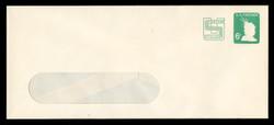 U.S. Scott # U 561, 1971 6c (U551) + 2c Head of Statue of Liberty - Mint Envelope, UPSS Size 23-WINDOW