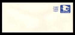 U.S. Scott # U 566, 1973 8c (U557) + 2c Eagle - Mint Envelope, UPSS Size 23