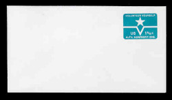U.S. Scott # U 568 1974 1.8c Non-Profit Organization - Mint Envelope, UPSS Size 12
