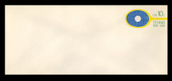 U.S. Scott # U 569 1974 10c Tennis Centenary - Mint Envelope, UPSS Size 23