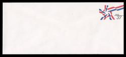 U.S. Scott # U 649 2002 37c Ribbon Star - Mint Envelope, UPSS Size 23