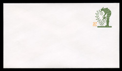 U.S. Scott # U 651 2003 37c Nurturing Love - Mint Envelope, UPSS Size 12