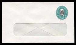 U.S. Scott # U 659 2006 39c Benjamin Franklin - Mint Envelope, UPSS Size 12-WINDOW