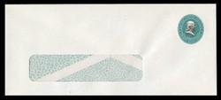 U.S. Scott # U 659 2006 39c Benjamin Franklin - Mint Envelope, UPSS Size 21-WINDOW