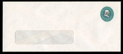 U.S. Scott # U 659 2006 39c Benjamin Franklin - Mint Envelope, UPSS Size 23-WINDOW