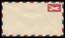 U.S. Scott # UC 14 1946 5c DC-4 Skymaster, Die 1 - Mint Envelope, UPSS Size 13