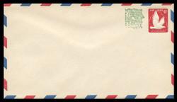 U.S. Scott # UC 31T1 1958 6c (UC25T1) + 1c FIPEX, Type 1 - Mint Envelope, UPSS Size 13