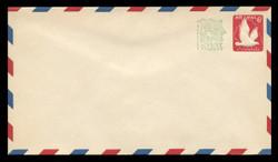 U.S. Scott # UC 31T2 1958 6c (UC25T2) + 1c FIPEX, Type 2 - Mint Envelope, UPSS Size 13
