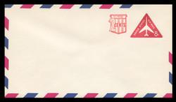 U.S. Scott # UC 41 1968 8c (UC37) + 2c Jet Airliner - Mint Envelope, UPSS Size 12