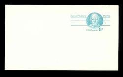 U.S. Scott # UX  70C, 1976 9c Caesar Rodney - Patriot Series - Mint Postal Card, COARSE, DULL PAPER (See Warranty)
