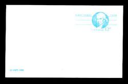 U.S. Scott # UX  89C, 1981 12c Isaiah Thomas - Patriot Series - Mint Postal Card, COARSE PAPER (See Warranty)