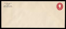 U.S. Scott # U 533/23, UPSS # 3329a/42 1950 2c Washington, Die 3 - Mint (See Warranty)