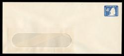U.S. Scott # U 549/23-WINDOW, UPSS #3520/49FL 1965 4c Old Ironsides - Fluorescent Paper - Mint (See Warranty)