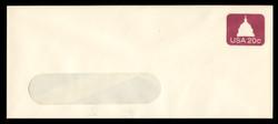 U.S. Scott # U 601/23-WINDOW, UPSS #3674/47 1981 20c Capitol Dome - Mint (See Warranty)