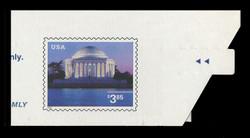 U.S. Scott # U 652 2003 $3.85 Jefferson Memorial - Mint Priority Mail Envelope
