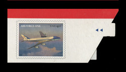 U.S. Scott # U 660 2007 $4.60 Air Force One - Mint Priority Mail Envelope