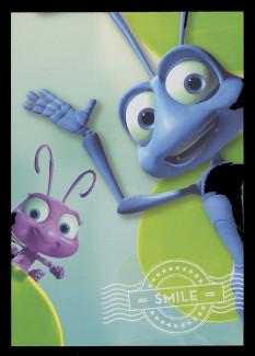 U.S. Scott # UX 628-32, 2012 FOREVER (32c) Disney-Pixar Film Characters (Mail a Smile) - Mint Picture Postal Card Set of 5