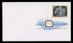 U.S. Scott #4414a-t, 2009 44c Early TV Memories SET of 20 First Day Covers.  Digital Colorized Postmarks