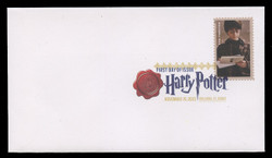 U.S. Scott #4825-44, 2013 (46c) Harry Potter Movies SET of 20 First Day Covers.  Digital Colorized Postmarks