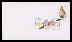 U.S. Scott #4882-91, 2014 (49c) Songbirds SET of 10 First Day Covers.  Digital Colorized Postmarks