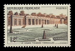 FRANCE Scott #  794, 1956 Grand Trianon, Versailles
